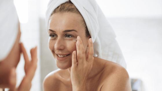A bőrápolási rutin nem ér véget a fürdőszobában!