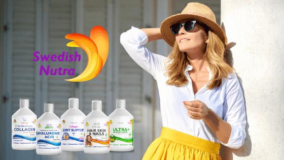 Swedish Nutra – természetes folyékony vitaminok Svédországból