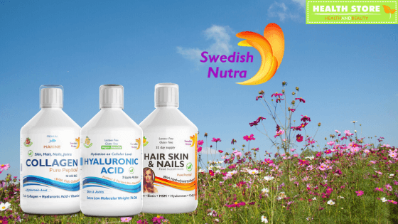 Segítünk, hogy melyik Swedish Nutra bőrszépítő vitamint válaszd!